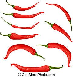 Pimienta roja