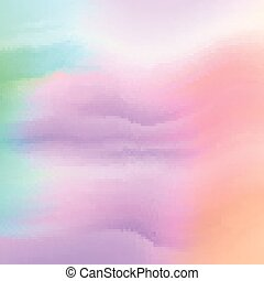 Pintura acuática mezclada en superficie húmeda. Fondo abstracto suave en estilo aqua. Una plantilla de flujo futurista para aniversario de bodas, invitación. Ilustración de vectores.