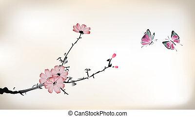 Pintura Blossom