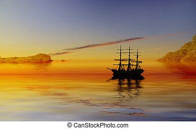 Piratas codiciadas