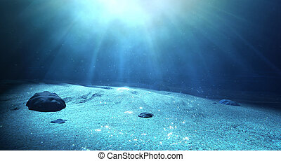 Piso marino subterráneo