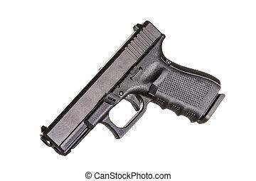 pistola, compacto