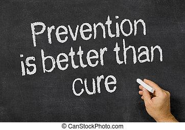 pizarra, mejor, curación, texto, que, prevención