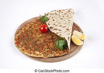 Pizza turca, lahmacun
