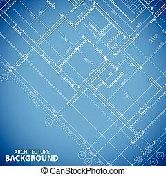 Plan de construcción de planos