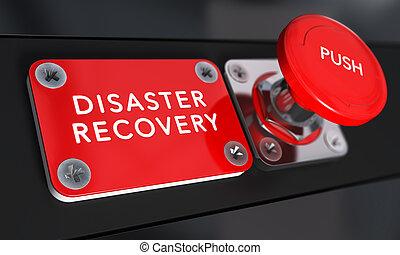 Plan de recuperación de desastres, DRP