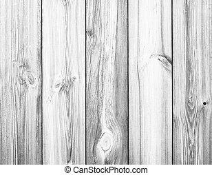 Planchas de madera blanca como fondo o textura
