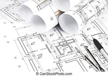 Planes de construcción