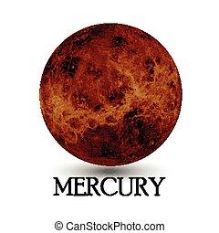 planeta, mercurio