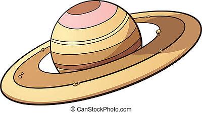 Planeta Saturn