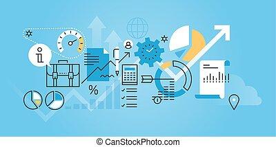 planificación, empresa / negocio, análisis