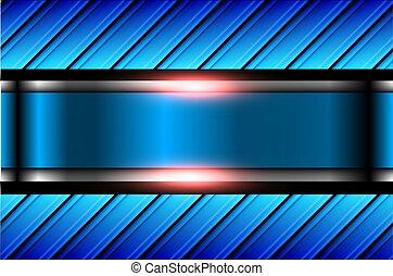 plano de fondo, azul, resumen