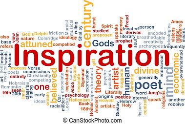 plano de fondo, concepto, inspiración