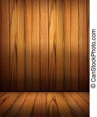 plano de fondo, de madera, habitación, interior, design.