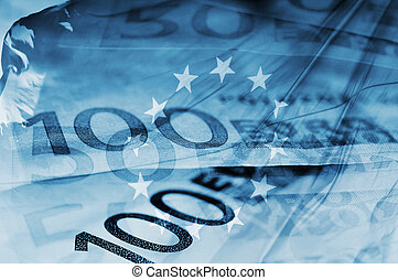 plano de fondo, euro