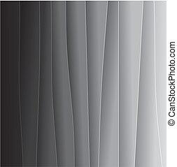 plano de fondo, graphic., color hueso, uno, papel, consiste, fin, y, -, otro, negro, blanco, resumen, muy, hojas, gráfico, esto, luz, gris, vector, tonos, o, fondo
