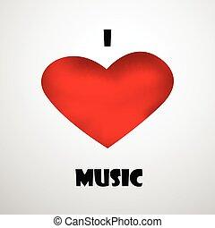 plano de fondo, música