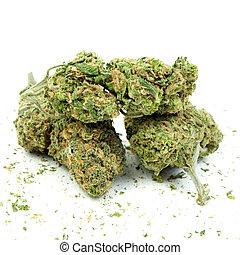 plano de fondo, marijuana