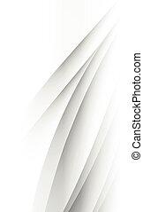 plano de fondo, ondulado, vector, líneas blancas, puntos