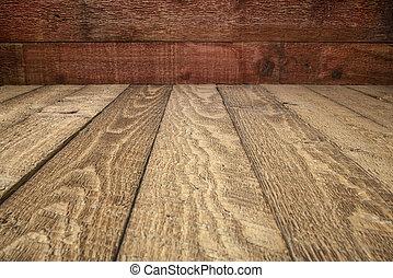 plano de fondo, rústico, granero, madera erosionada