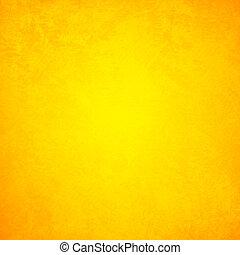 plano de fondo, resumen, amarillo