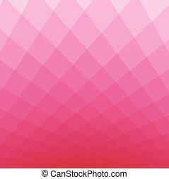plano de fondo, rosa, tono, cuadrado