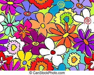 Planta de flores desenfrenada 2