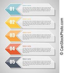 Plantas infoográficas para ilustración de vectores de negocios. EPS10