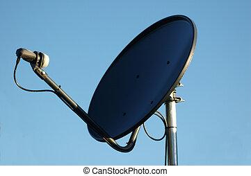plato, satelite
