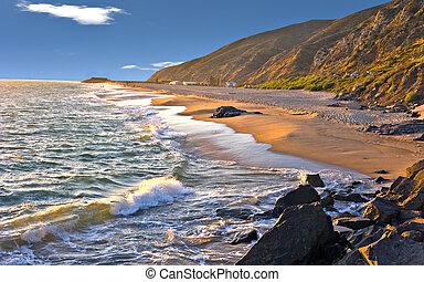 Playas del condado de Ventura, CA