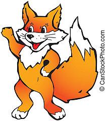 poco, fox.