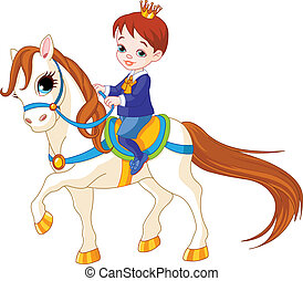poco, príncipe, caballo