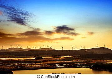 Poder del viento