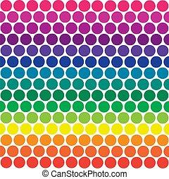 Polca arco iris