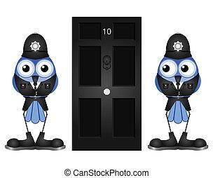 Policías comunes