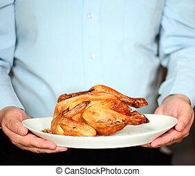 Pollo para ti