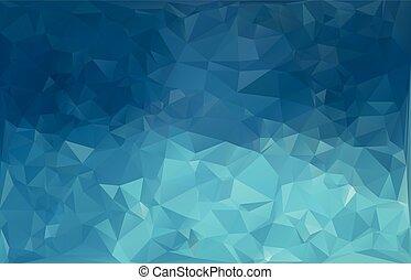 polygonal, plano de fondo, plantillas, blanco, mosaico, azul, creativo, empresa / negocio, diseño