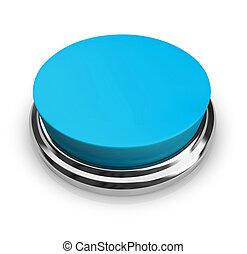Ponga su texto en un botón en blanco