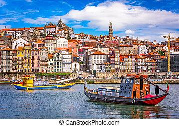porto, portugal, contorno