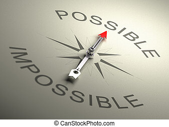 Posible VS imposible