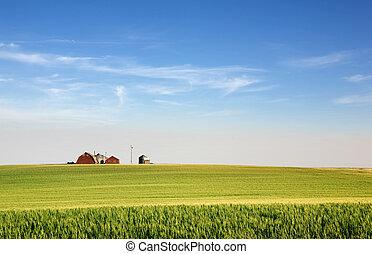 Prairie Farmlandia