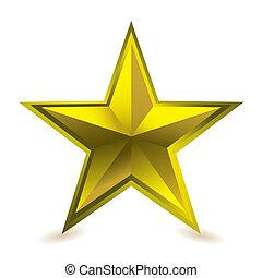 Premio a la estrella de oro