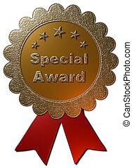 Premio especial.