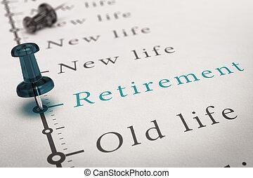 Preparando la jubilación
