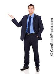 Presentación ejecutiva de negocios