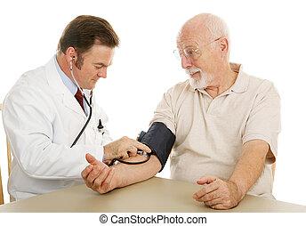 Presión de sangre