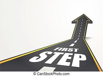 Primer paso