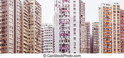 Primo residencial en el viejo distrito, Hong Kong, Asia