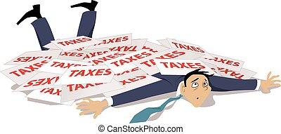 Problemas con los impuestos