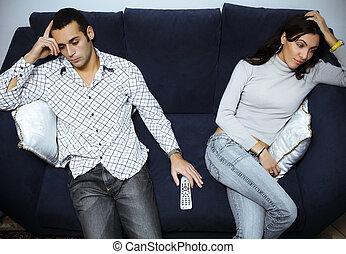 Problemas de relación
